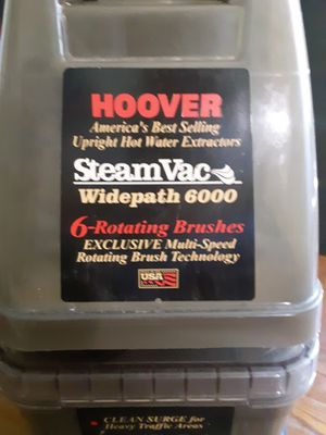 Hoover steam cleaner for Sale in Bethany, OK
