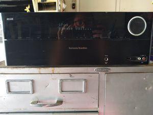 Harman kardon stereo receiver for Sale in Hesperia, CA