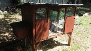 Rabbit and cage for Sale for sale  Decatur, GA