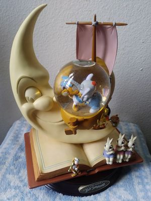 RARE Disney SILLY SYMPHONIES Figurine Statue Snow Globe for Sale in Houston, TX