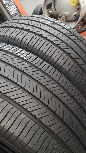 255/55-18 #2 tires for Sale in Alexandria, VA