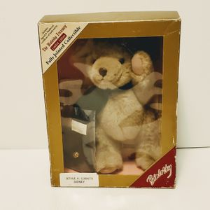 Bialosky Treasure Sidney bear limited edition New, in the box. Light box wear. for Sale in San Jose, CA