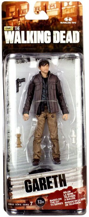 McFarland Gareth action figure from the walking dead! Collectible!!! Very hard to find!!! for Sale in Lincoln, NE