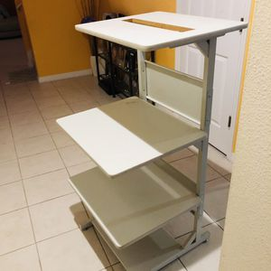 Three Tiers Printer Commercial Stand for Sale in Davenport, FL
