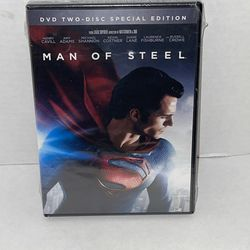 NEW Man of Steel two-disc special edition DVD Superman Henry Cavill for Sale in Albany,  OR