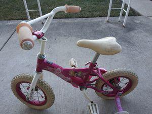 Disney Toddler Bike for Sale in Chicago, IL