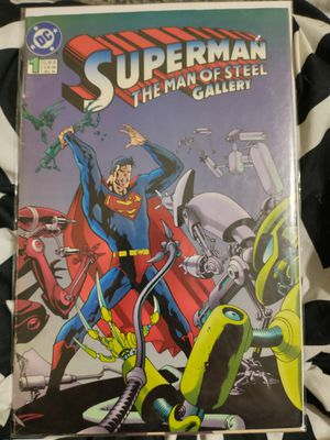 Superman The man of steel gallery #1 for Sale in Derby, KS