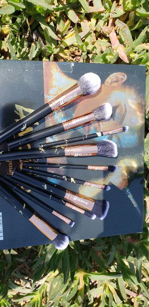 10 pcs. makeup brush set. new. high quality for Sale in Los Angeles, CA