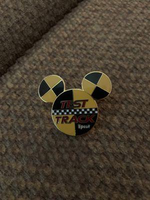 Disney Epcot Test Track Mickey Head Logo Ears Icon Disney Pin for Sale in Goodyear, AZ