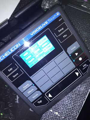 T.C .Helicon voice live touch 2 for Sale in Las Vegas, NV