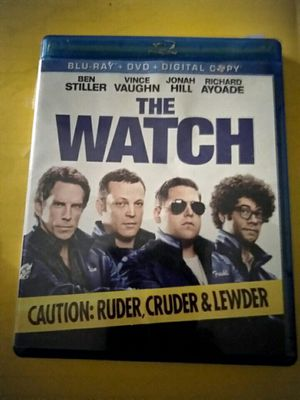 The Watch DVD Blueray Movie for Sale in Chicago, IL