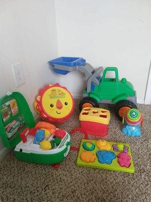 Toys for kids 6 month to 3 years.. for Sale in Tampa, FL