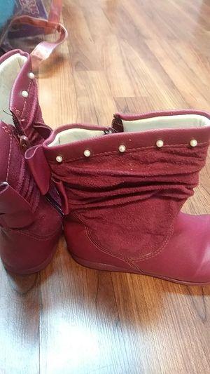 Kids boots size 11 for Sale in Manassas, VA