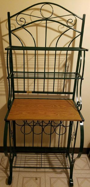 Bakers/Wine Rack for Sale in West New York, NJ
