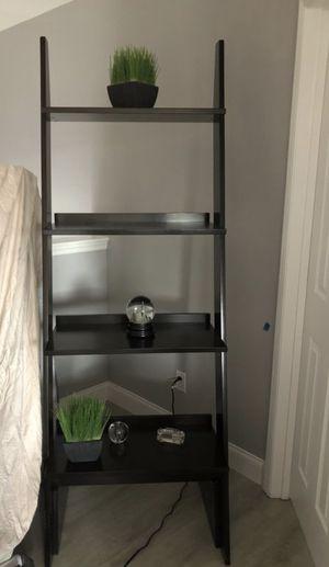2 leaning bookshelves for Sale in DeBary, FL