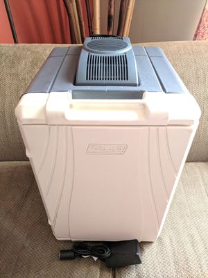 Coleman Portable Electric Refrigeration Cooler for Sale in St. Louis, MO