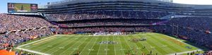 Bears vs. Giants 50 yard line 4 tickets for Sale in Naperville, IL