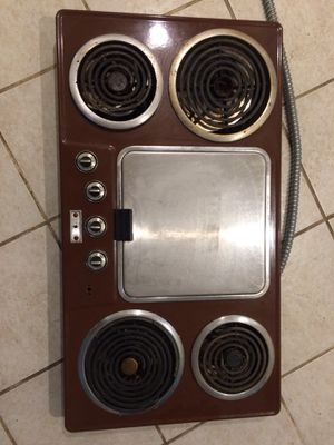 Vintage Thermador Electric cooktop for Sale in Portland, OR