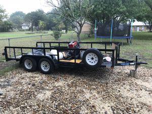 16' trailer for Sale in Hutto, TX