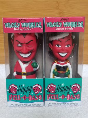 FUNKO MINI WACKY WOBBLER SHOCKING STUFFERS for Sale in Rochester, NY