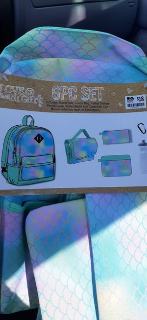 Brand New Bookbag for Sale in Brentwood, NC