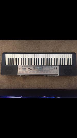 CASIO LK-165 KEYBOARD 🎹 🎼 🎶🔥✨ for Sale in Vallejo, CA