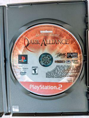 Dark Alliance PlayStation 2 PS2 for Sale in Orlando, FL