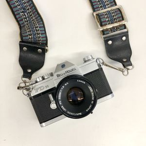 Bell & Howell FD 35 Film Camera + B & H Canon Lens FD for Sale in Austin, TX