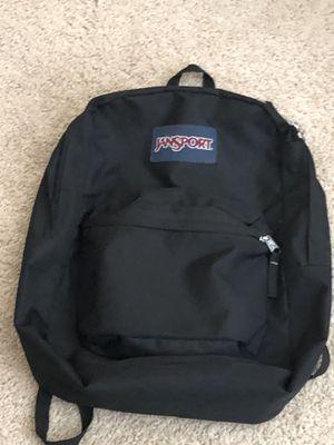 Jansport backpack black for Sale in Irvine, CA