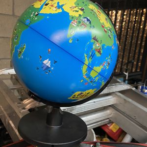 Interactive Globe Map for Sale in Long Beach, CA