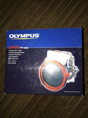 Olympus underwater case for Sale in Roseville, CA