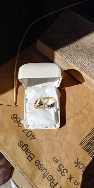 14kts Dimond Wedding rings set for Sale in Oakland, CA