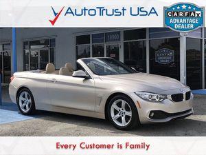 2014 BMW 4 Series for Sale in Miami, FL