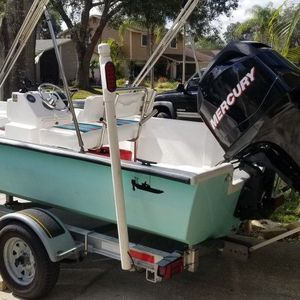 17 Foot 2010 Sea And Sport Flats Boat for Sale in Lithia, FL