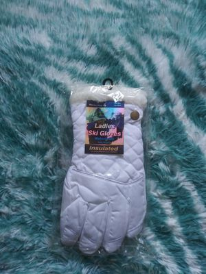 Women ski gloves 2 pairs for Sale in Indianapolis, IN