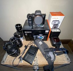 Sony Alpha A7 II :(New) 🏥🚐🧾 for Sale in Bent,  NM