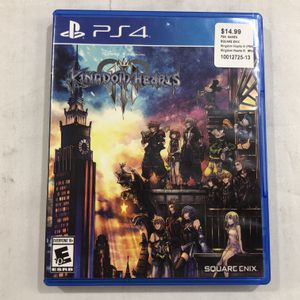 Kingdom Hearts III (PS4) **Great Buy** 10012725-13 for Sale in Tampa, FL