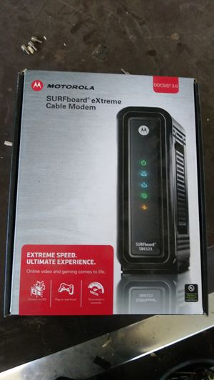 Extreme cable modem for Sale in Glendale, AZ