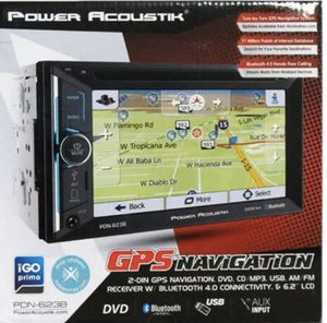 GPS double din Bluetooth radios for Sale in Bartow, FL