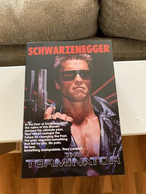 The Terminator NECA figure for Sale in Chandler, AZ