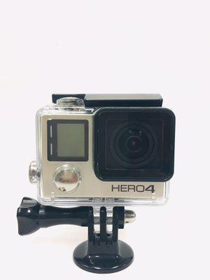 GoPro Hero4 touchscreen 4K action camera+ waterproof case for Sale in Miami, FL