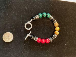 Beaded Bracelet, semi precious Stones. for Sale in Bethesda, MD