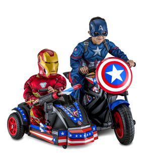 Captain America motorcycle new in box for Sale in Dallas, TX