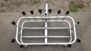 Fishing pole rack/cooler holder for vehicle for Sale in Evesham Township, NJ
