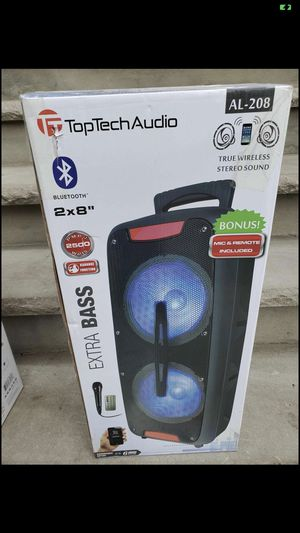 Bluetooth Speaker for Sale in Staten Island, NY