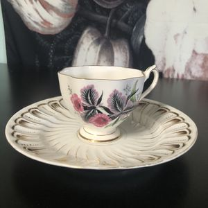 Cup And Saucer, Tea Setting, Tea Cup, Tea, Queen Anne,Fine Bone China, Made In England for Sale in Redmond, WA