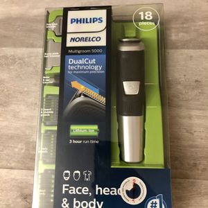 Philips Norelco Multigroom~18 attachments~Brand new for Sale in Hartford, CT