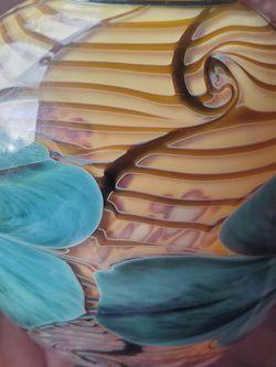 Signed Richard Satava 4484-94 Glass Vase for Sale in Seattle,  WA