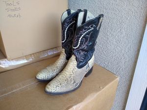 Snakeskin Cowboy boots for Sale in Las Vegas, NV