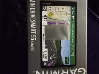 Garmin Drivesmart 55 & Traffic for Sale in Sacramento,  CA